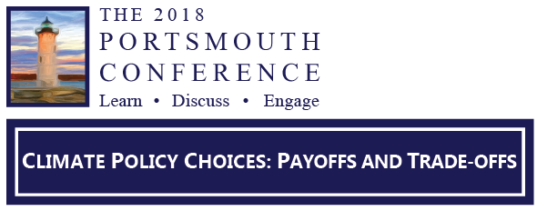 The Portsmouth Conference 2018 Climate Policy Choices