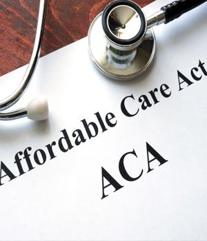 Affordable care act bill