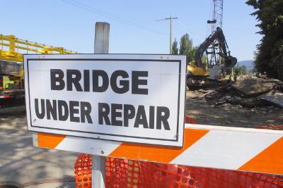road and bridge repair funding