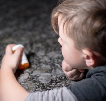 child neglect drugs