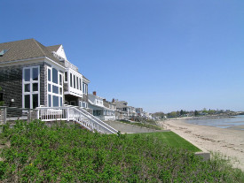 sea level rise coastal property tax break