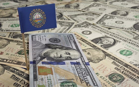 NH state budget