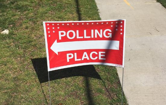 voter registration on election day