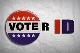 voter registration laws, voter ID