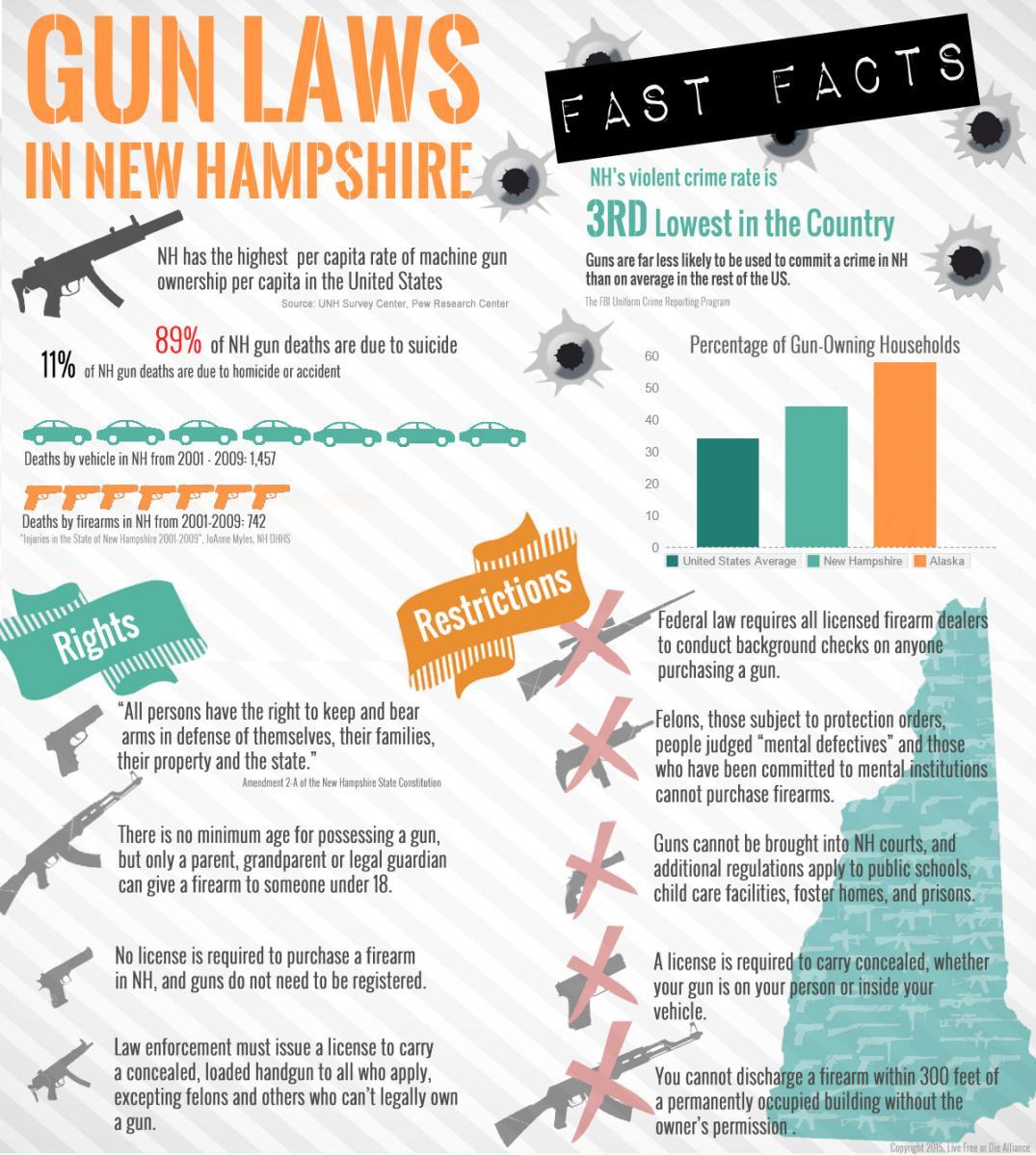 NH Gun Laws