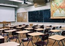 charter school classroom space