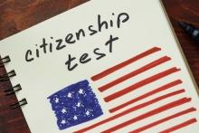 civics citizenship test
