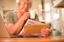 elderly property tax exemption
