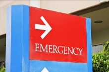 emergency hospital in-patient mental health treatment