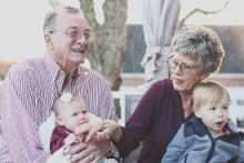 grandparents custody