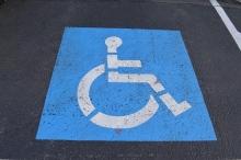handicap parking enforcement