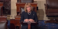 Maggie Hassan delivers first speech on addiction, substance abuse treatment, and Medicaid expansion
