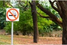 no smoking areas