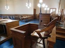 rape shield law witness stand