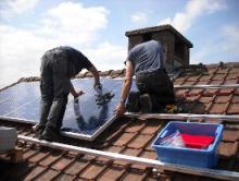 residential solar power net metering