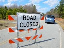 car registration fee for local road repair