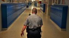 school resource officer police