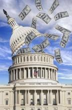 U.S. House money