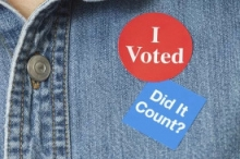 out-of-state voter ID and voter fraud