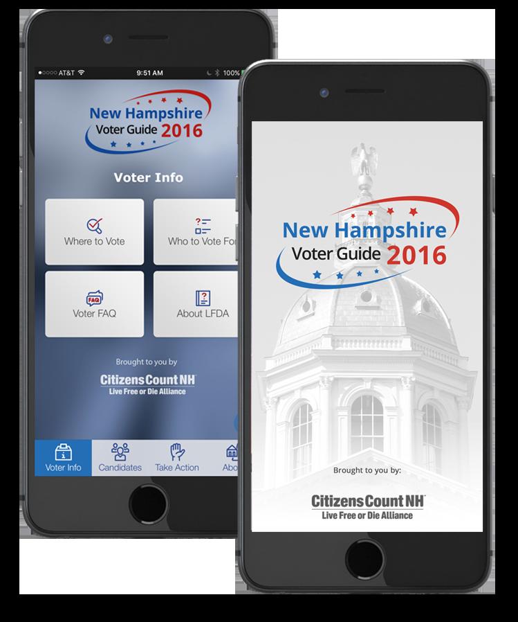 voter guide app